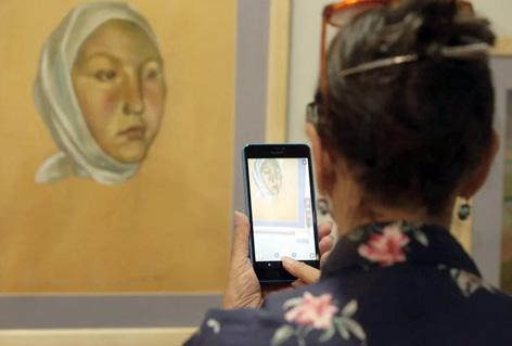 ВКостроме открывается выставка молодых живописцев