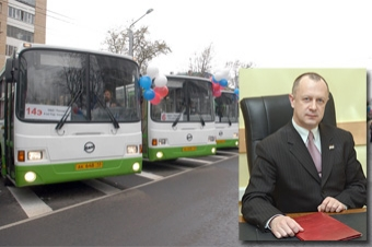 Как сообщил на совещании в администрации города директор ку транспортное управление игорь белорунов