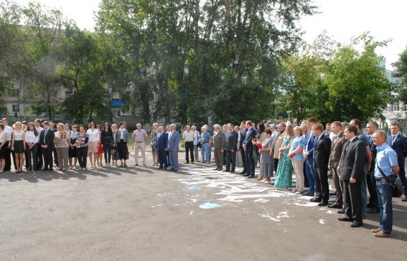 ВСаранске почтили память погибшего вИнгушетии сотрудника спецслужб