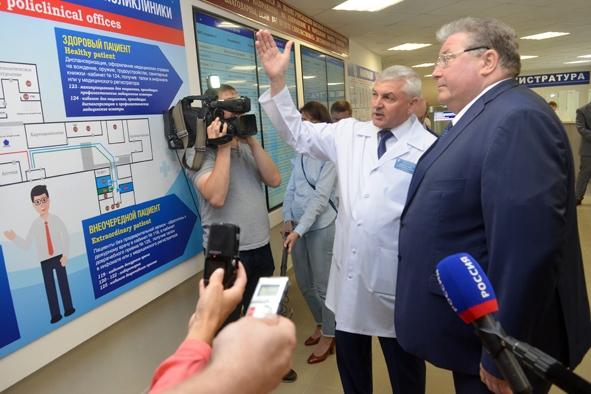 саранск 8 поликлиника запись на прием трансмиттер для авто: